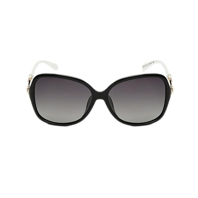 Gafas De Sol Polarizadas Para Mujer Gafas De Sol Polarizadas Classic Fashion Big Box,A