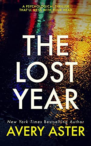 book cover of The Lost Year