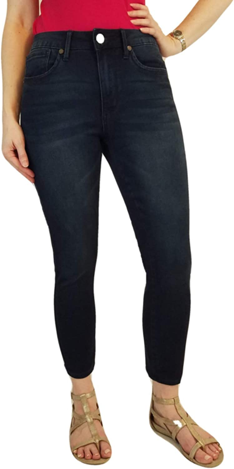 Seven7 Women S High Rise Ankle Skinny Jeans 6 At Amazon Women S Jeans Store