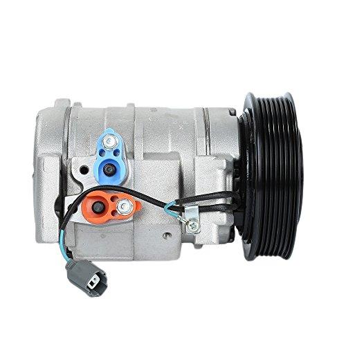 77389 A//C Compressor Clutch Coil Fits Honda Accord 2003-2007 L4  2.4L 10S17C