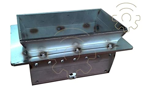 Brasero de acero de recambio para estufa de A pellets King, 15 medidas 11,