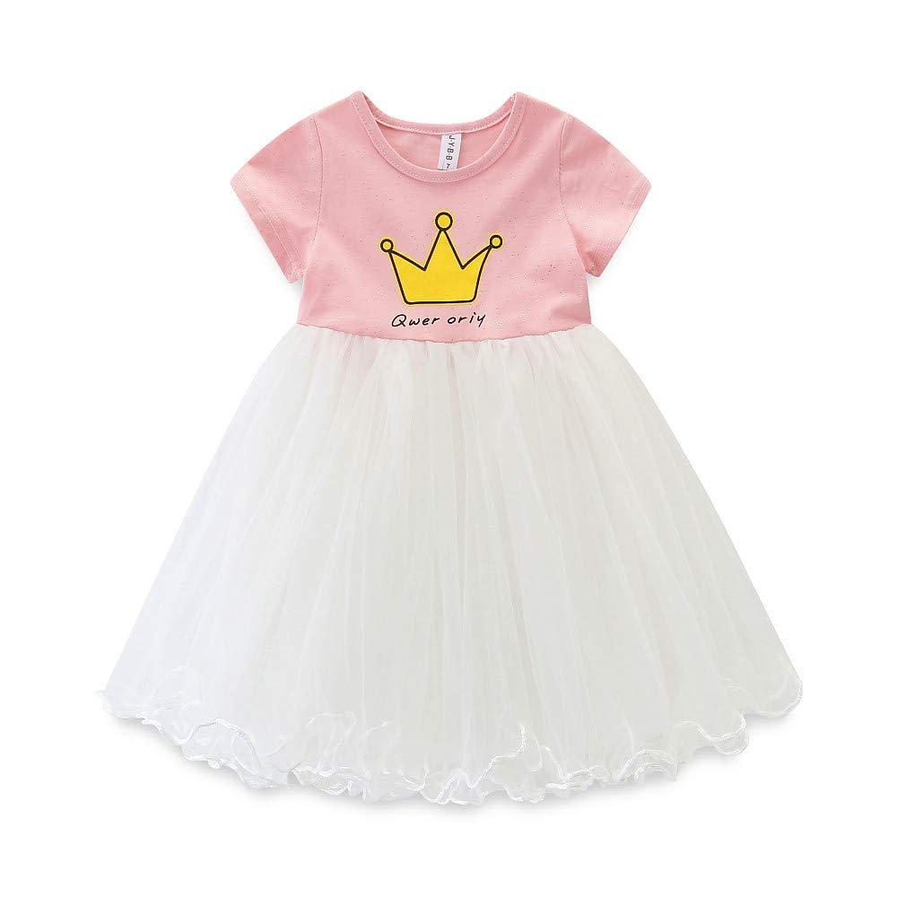 Bebê meninas de princesa vestido Concurso Para Festa Casamento Tutu roupas elegantes nos