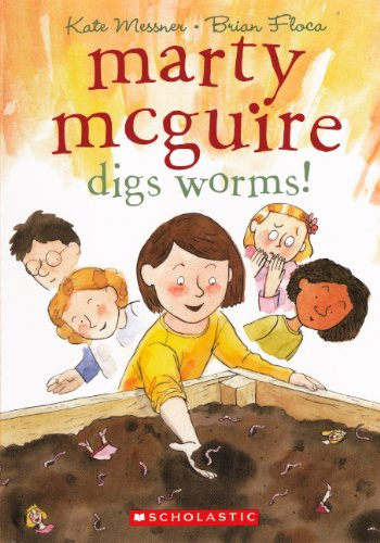 Download Marty Mcguire Digs Worms! (Turtleback School & Library Binding Edition) PDF