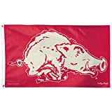 WinCraft University of Arkansas Throwback Vintage 3×5 College Flag