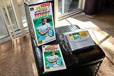 Super Tennis (Japanese Language Version) Import Super Famicom
