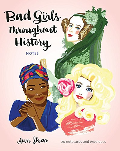 (Bad Girls Throughout History Notes: 20 Notecards and Envelopes)