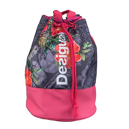 Desigual Bols New Sack B Dark Gray