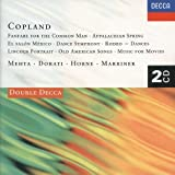 Fanfare; Appalachian Spring (2 CD)