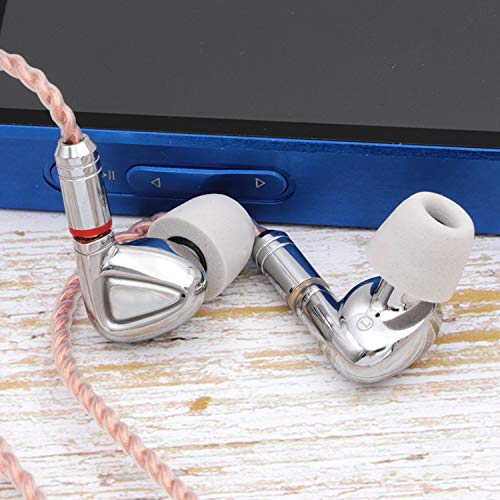 Tin Audio P1 Lossless HiFi in Ear Earphone 3.5mm Headphones No Mic with MMCX Cable