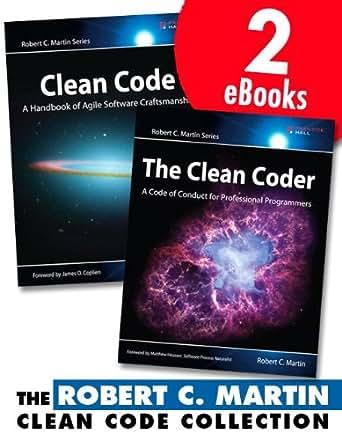 The robert c martin clean code collection collection robert c digital list price 5699 fandeluxe Gallery