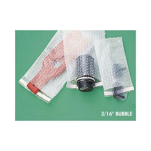 U-line Self Seal Bubble - ULINE S-682 Self-Seal Bubble Bags (Pack of 250)