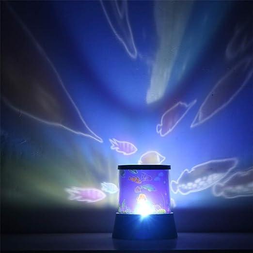 La estrella luminosa del proyector estrella del cielo de la ...