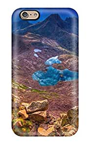 Cute Appearance Cover/tpu ArBlEOo6512iFTLR Mountain Earth Nature Mountain Case For Iphone 6