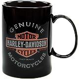 Harley Davidson Genuine Motorcycles Ceramic Large Coffee Cup 32oz