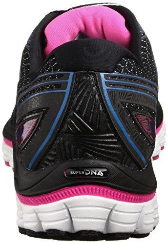 Browar Timing Systems Glycerin 12 - Zapatillas de running Mujer Anthracite/Black/Pinkglo/Electric Blue Lemonade