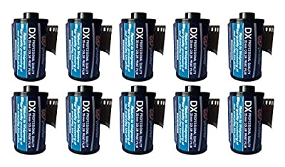 10 Rolls Walgreens 35mm Film ISO 200 Speed Color 135-24 BULK Camera Lomo