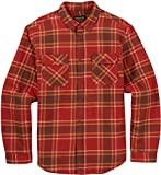 Burton Brighton Insulated Flannel Mens SZ M