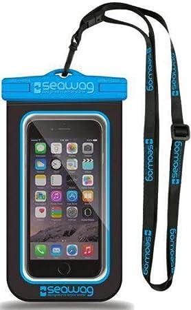 SEAWAG B2X Funda acuática para Smartphone Sumergible 25 m, Negro ...