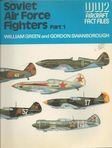 (Soviet Air Force Fighters, Part 1 (WWII Aircraft Fact Files))