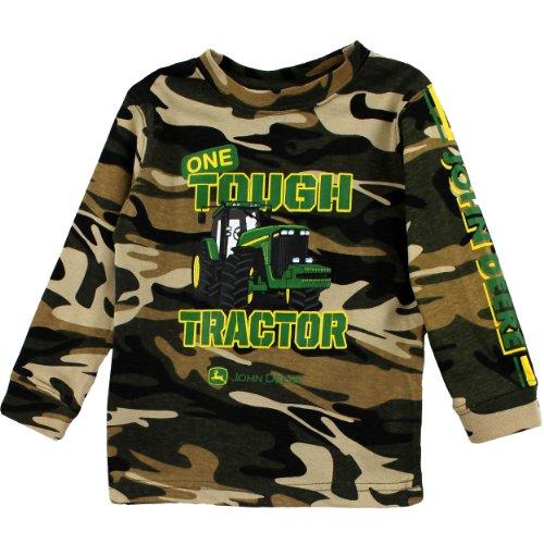 John Deere Infant Green T-Shirt FIL125CZ ()