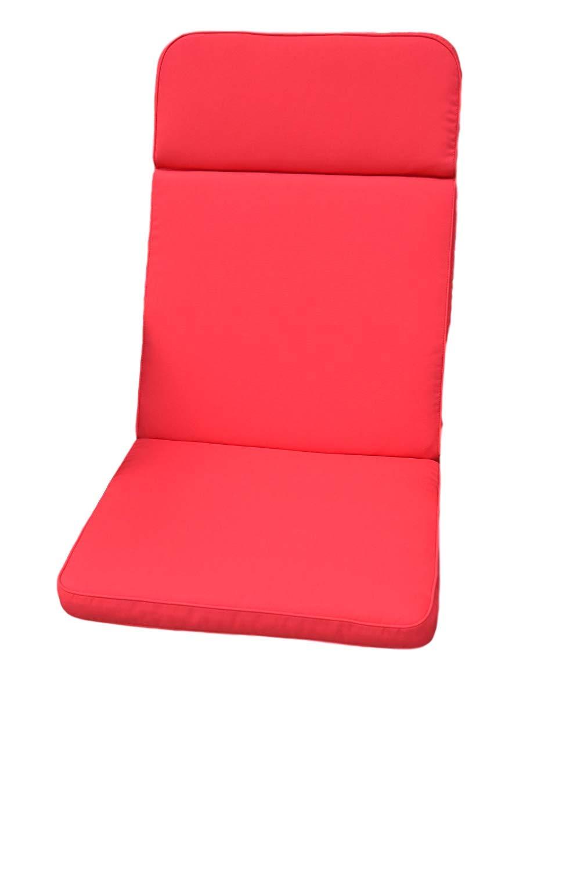 Silla reclinable asiento clásico jardín y amortiguador ...