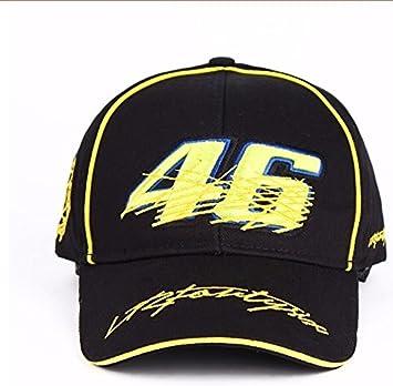 Meaeo Bordados Sombrero Tapa De Equitación Motocross Racing Team Gorras Sombreros Ventiladores Pareja Hombres: Amazon.es: Deportes y aire libre