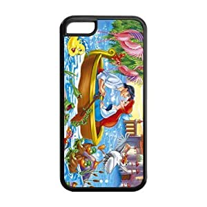 Cyber Monday Store Customize Beautiful Cartoon The Little Mermaid Back Case for ipod touch 4 touch 4 JNipad touch 4-1669