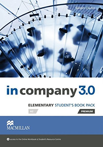 in company 3.0: Elementary / Student's Book with Webcode