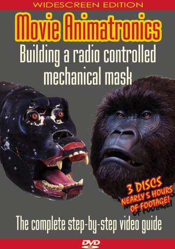 Movie Animatronics - Building a Radio Controlled Mechanical