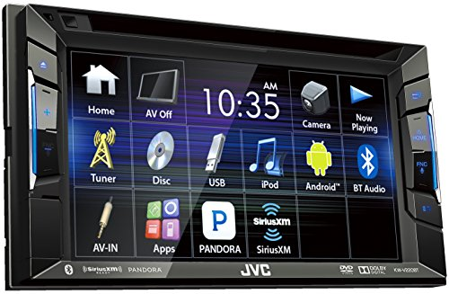 jvc dvd player for car - 6