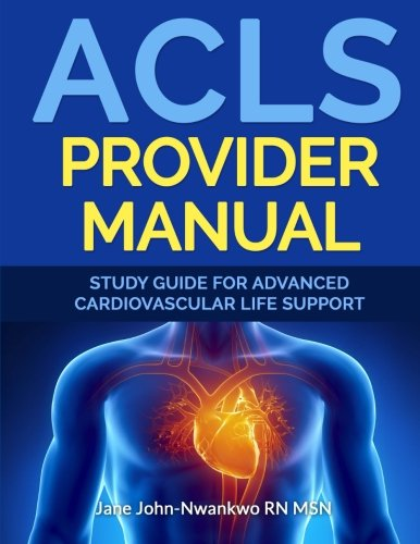 ACLS Provider Manual Advanced Cardiovascular product image