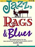 Best Alfred Of Blues Pianos - Jazz, Rags & Blues Book 1 Review