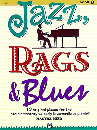 Alfred Blues Songbook (Jazz, Rags & Blues Book 1(Alfred's Basic Piano Library))
