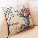 Stores That Sell Emoji Pillows Sell Cushion Home Decor Flowers Linen Throw Pillowcase Pillow Almofada Decorative Pillows - Decorative Pillows