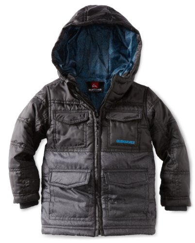 Quiksilver Snow Little Boys' Swelter Kids Jacket