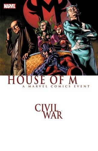 Book Cover: Civil War: House of M