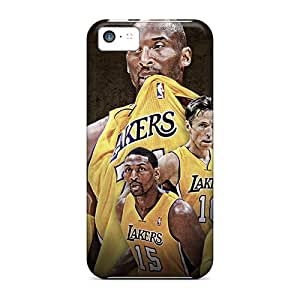 Protective Cases With Fashion Design For Iphone 5c (los Angeles Lakers Oct And Nov Schedule)
