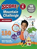 Score! Mountain Challenge Math Workbook, Kaplan, 1419594567