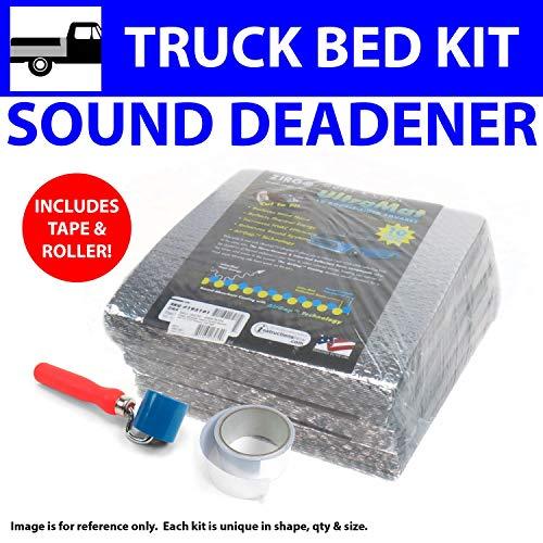 for 87-94 BMW e32 ~ Master Kit Zirgo 315119 Heat and Sound Deadener