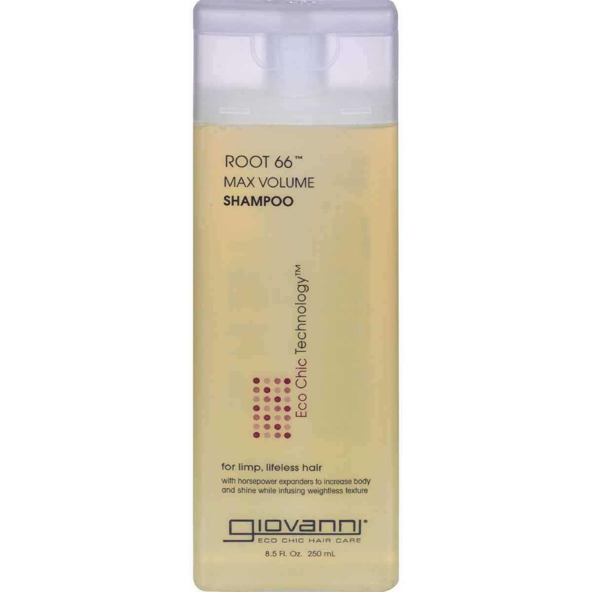 Giovanni Root 66 Max Volume Shampoo (1x8.5 Oz)