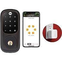 Yale Assure Lock - Cerradura con teclado y pantalla tactil, Conectado por WiFi