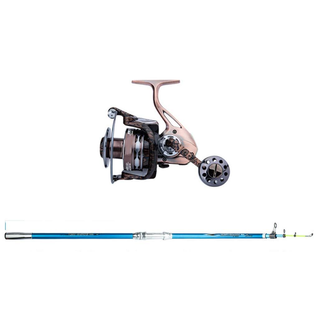 釣り竿 - 超軽量スーパーハードカーボン釣り鯛スピニングホイールシースロー投げスーツ釣りギア (サイズ さいず : 3.9m) 3.9m  B07Q8RLHSR