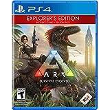 ARK Survival Evolved Explorer's Edition PlayStation 4 サバイバル 進化したエクスプローラのエディションプレイステーション4北米英語版 [並行輸入品]