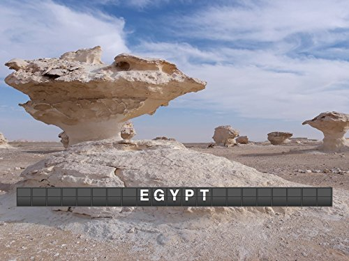 DIY Destinations - Egypt - Oasis Western