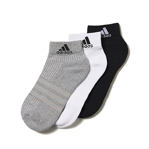 adidas Performance3 PACK - Calze sportive 2 spesavip