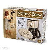 "Prank Pack ""Bathe & Brew"" - Wrap Your Real Gift in a Prank Funny Gag Joke Gift Box - by Prank-O - The Original Prank Gift Box 
