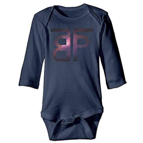 Price comparison product image Phish Fish Band Baby Girls Boys Long Sleeve Bodysuit