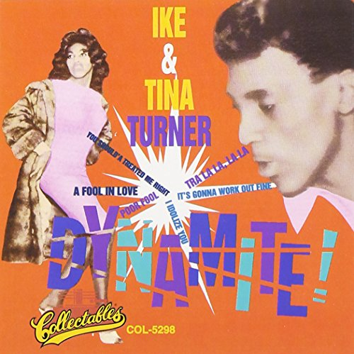 Dynamite (Tina Turner Cd All The Best)