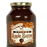 Do you enjoy the Spiced Apple Butter we serve in the restaurant? Now you can serve it in your home too. Our Spiced Apple Butter is delicious as a non-fat spread for toast, crackers, biscuits, and more, or serve it warm over pancakes or waffle...