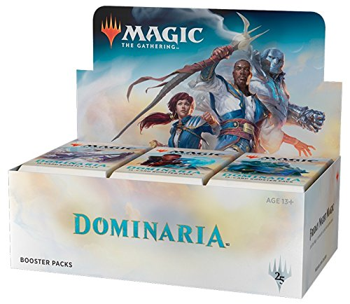 Magic The Gathering: Dominaria Booster Display Box from Magic: the Gathering